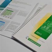 Изготовление годовых отчетов