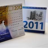 Календарь домик изготовление