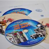 Наклейки для дисков печать