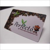 пластиковые карты для кафе
